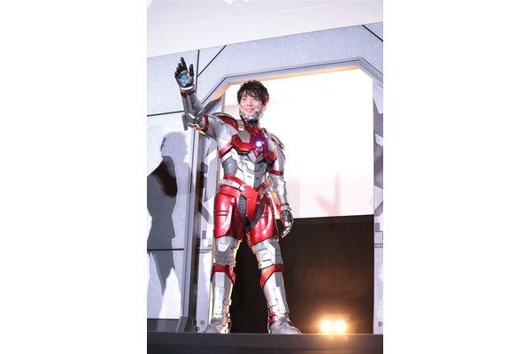 木村良平、ULTRAMANスーツに大興奮「これ着ていいんですか?」
