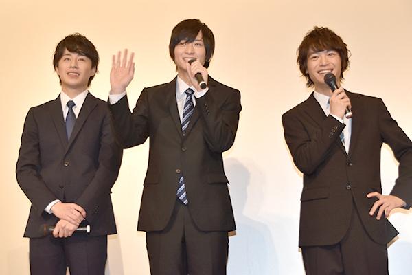 映画「シュウカツ3」DVD発売記念イベント