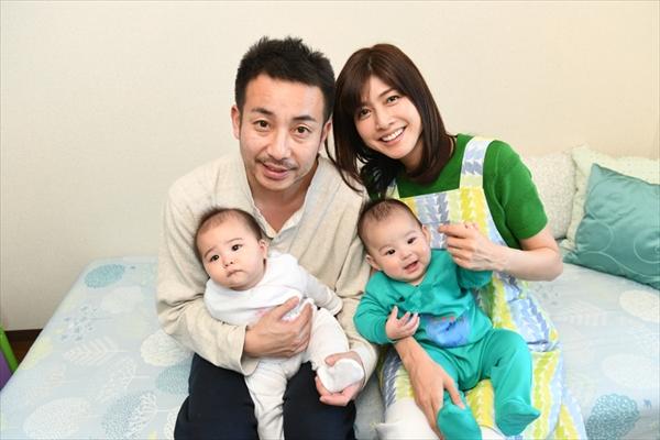 『わたし、定時で帰ります。』内田有紀の夫役に我が家・坪倉由幸!「ドキドキしています(笑)」