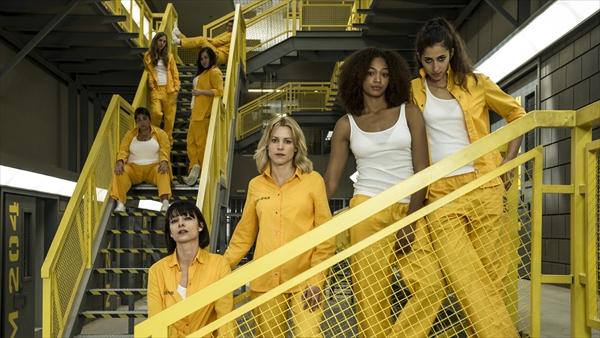 Huluプレミア「ロック・アップ/スペイン 女子刑務所」シーズン1