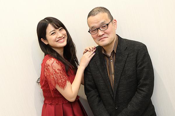 中田秀夫監督×飛鳥凛インタビュー