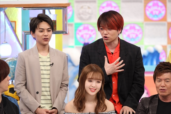 Sexy Zone菊池風磨&佐藤勝利、謎が解けずにボケまくる!?『アオハルTV』4・14放送