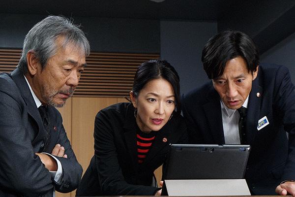 井ノ原快彦主演『特捜9』初回視聴率15・2%の好発進