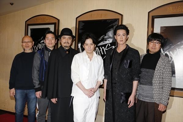 佐藤アツヒロ、 不遇の画家役に「自分とリンク」舞台「hymns」開幕