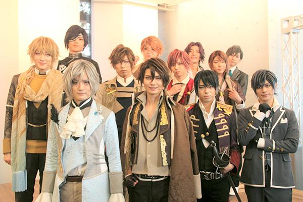 MADE・冨岡健翔「平成最後にこの作品に巡り合えて良かった」舞台「イケメンヴァンパイア」開幕