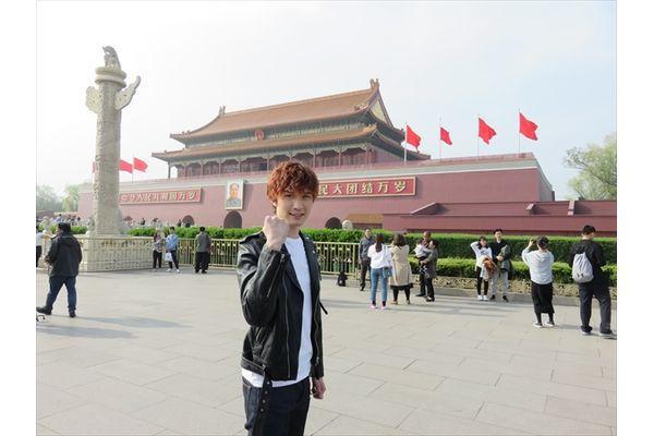 SixTONES・ジェシー、英語&北京語で「映画 少年たち」をPR