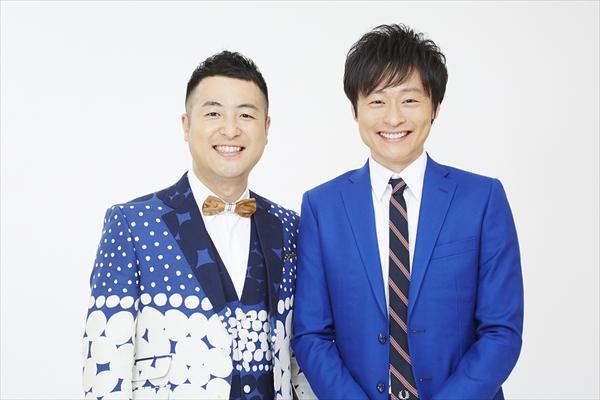和牛×THE RAMPAGE岩谷翔吾&浦川翔平が音楽番組でコラボ!『ギュッとミュージック』5・5スタート