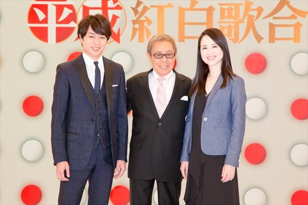 櫻井翔、嵐の「ふるさと」を北島三郎&松田聖子と歌い「北島さん、聖子さんと歌う曲に育つとは…」