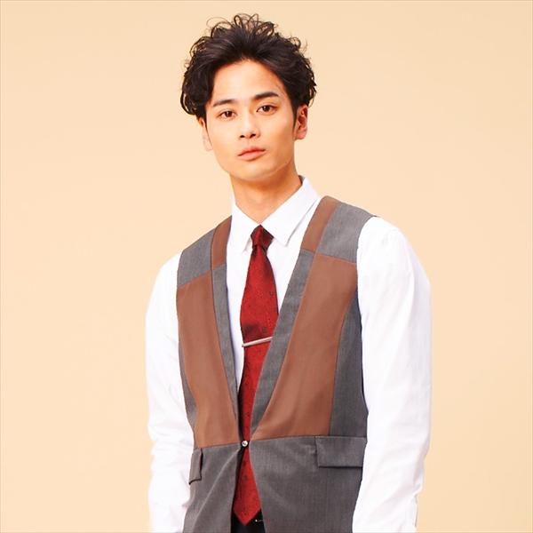 【ファッション系モデル。演技はこれからチャレンジしていく最年長男子】岩永達也