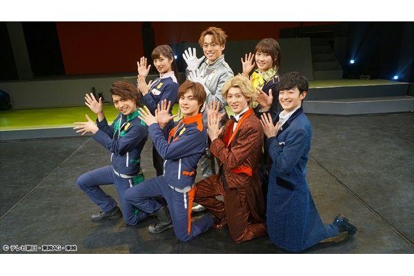 伊藤あさひ、結木滉星らルパパト勢が『リュウソウジャー』ケボーンダンスに挑戦!