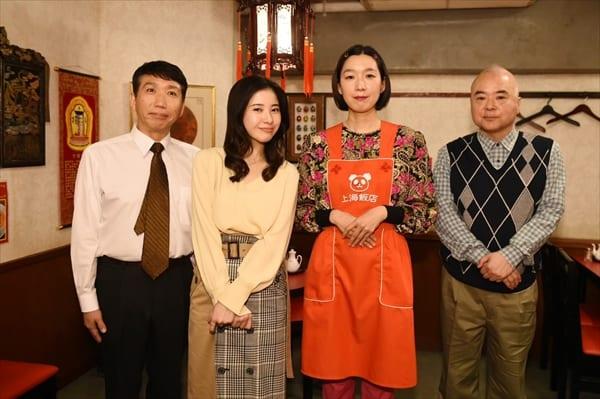 吉高由里子主演『わたし、定時で帰ります。』行きつけの上海飯店が食べログに登場