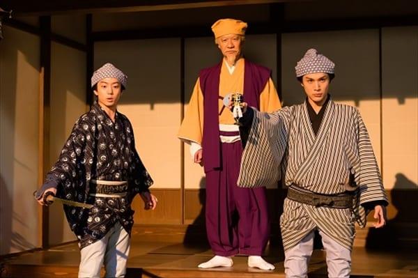 """伊藤健太郎、令和初『LIFE!』で中川大志と""""助さん格さん""""に!"""