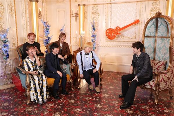 菅田将暉が米津玄師との出会いを語る!『ギュッとミュージック』5・5スタート