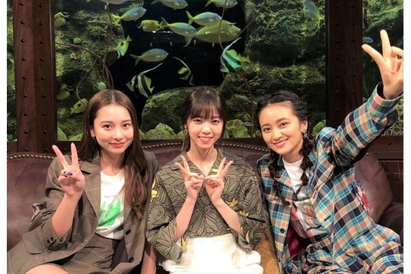 """西野七瀬、Nikiの""""リア充ライフ""""に興味津々!?『グータンヌーボ²』4・30放送"""