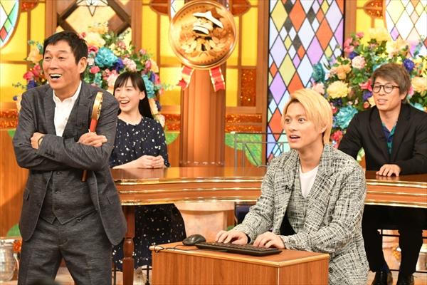 """キンプリ平野紫耀が""""お笑い怪獣""""を倒す!?『明石家さんまの熱中少年グランプリ』5・5放送"""
