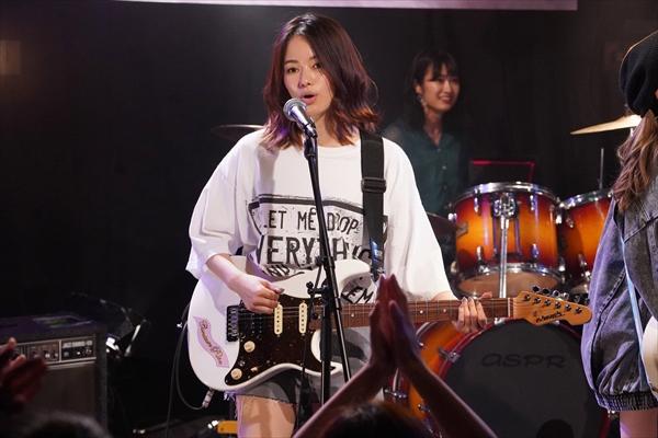 ラジハ山本舞香ギター