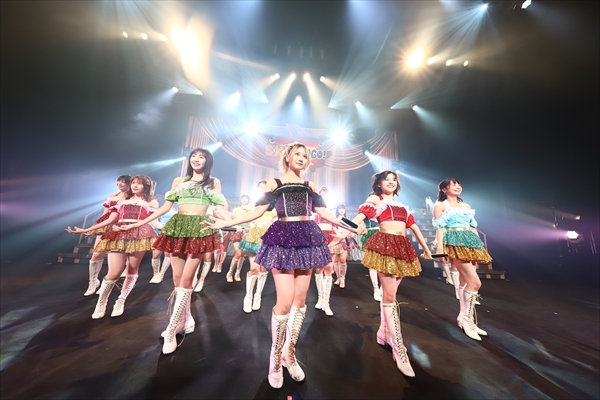 SKE48×SKEBINGO!コラボライブ最終日 Huluでリアルタイム配信決定