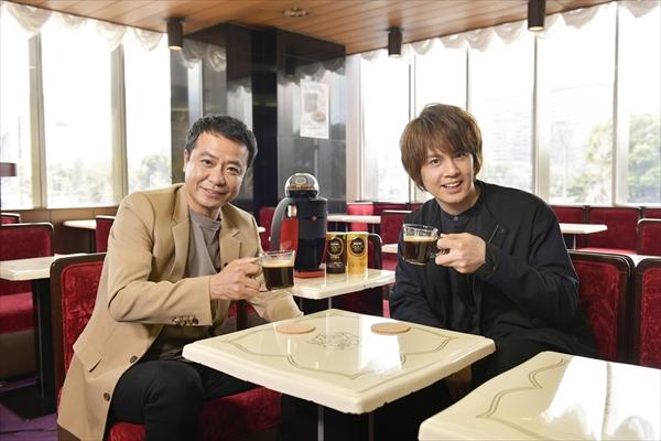 中山秀征のトーク番組『カフェする!?』シーズン2スタート!初回ゲストは浦井健治