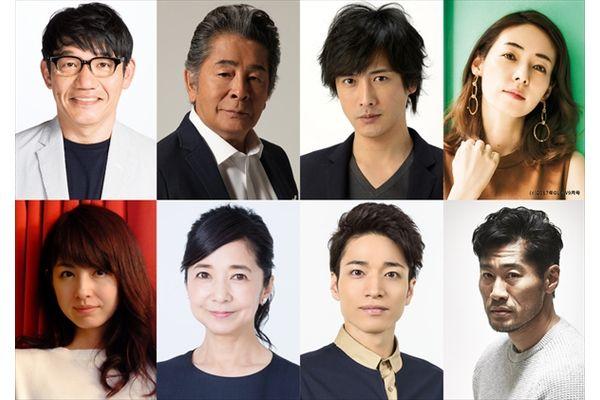 藤ヶ谷太輔主演『ミラー・ツインズSeason2』に古谷一行、中村俊介ら出演決定
