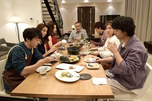 高橋一生の手料理がきっかけで事件が!?『東京独身男子』第5話で男女6人が一堂に会す
