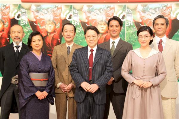 『いだてん』に麻生久美子、桐谷健太、加藤雅也、塚本晋也、リリー・フランキー、薬師丸ひろ子