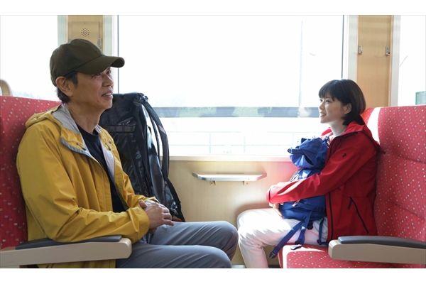 """7月期""""月9""""『監察医 朝顔』上野樹里&時任三郎が父娘のシーンでクランクイン"""