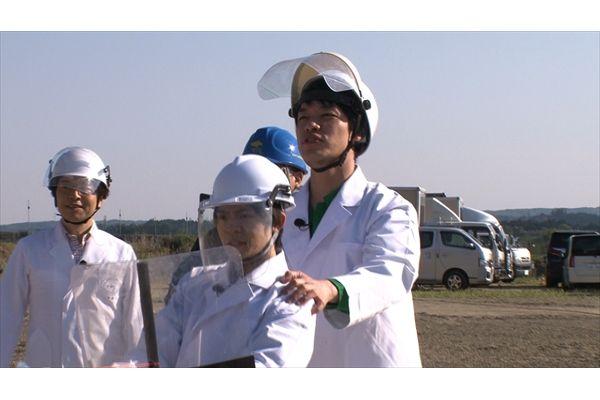 キンプリ岸優太、大爆発実験にビビる!?「ほんと勘弁してもらいたい」『でんじろうのTHE実験 2時間SP』5・26放送