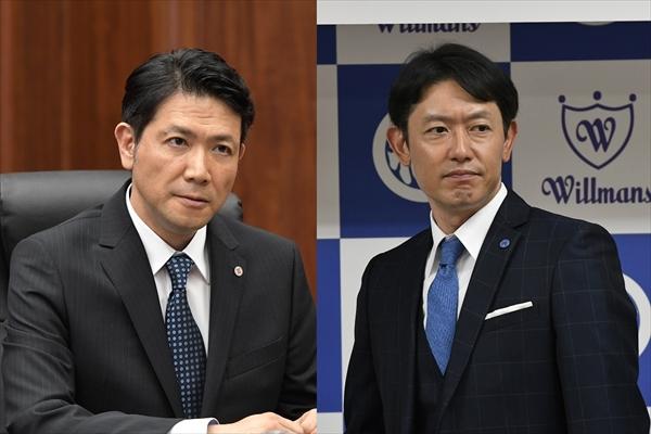 『集団左遷!!』別所哲也が福山雅治の上司役で登場!筒井道隆もゲスト出演