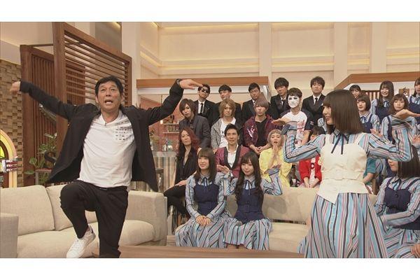 """さんまが""""今会いたい""""金爆・SHISHAMO・日向坂46ら6組と共演!『明石家紅白!』6・15放送"""
