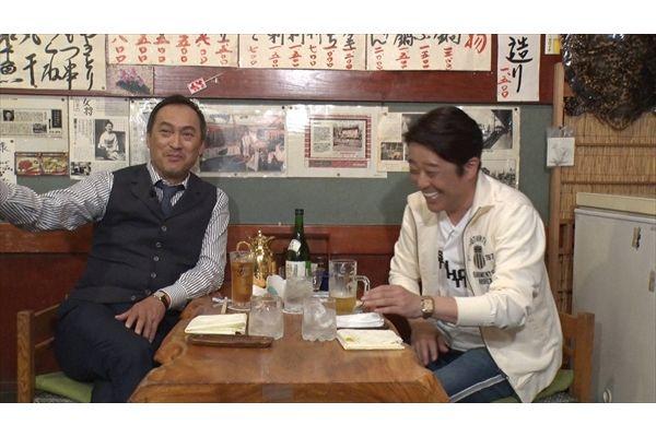 渡辺謙が坂上忍と居酒屋で対談『直撃!シンソウ坂上』6・6放送