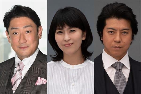 大泉洋主演『ノーサイド・ゲーム』に松たか子、中村芝翫、上川隆也