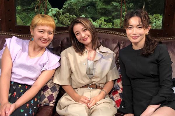 木下優樹菜の壮絶な夫婦げんかに長谷川京子も「マジですか!?」『グータンヌーボ²』6・11放送
