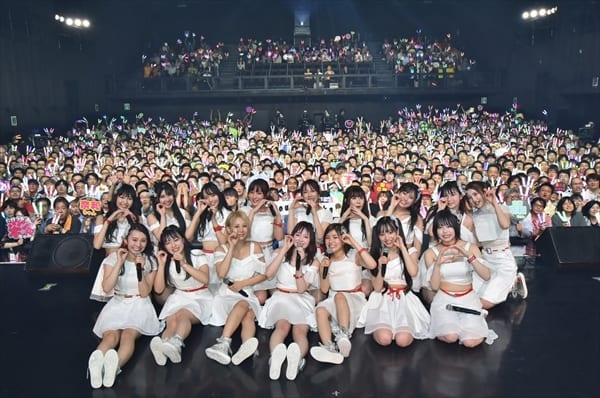 MVPは江籠裕奈!SKE48「ゼロポジ公演」16通りのセンターでファンを魅了