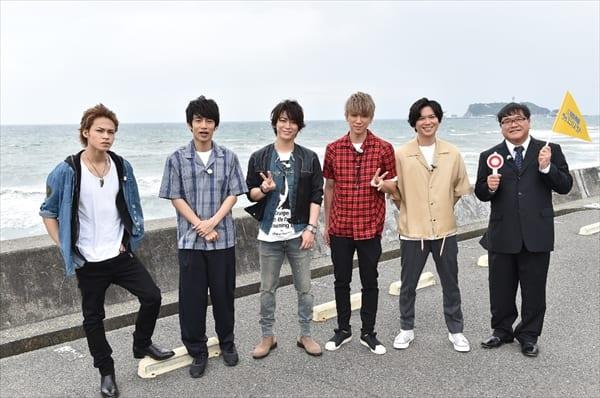 『タメ旅+』にNEWS小山慶一郎&加藤シゲアキが登場!亀梨和也「すごく充実したロケになった」