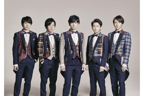 嵐が20年の音楽活動語る『SONGS』6・29放送