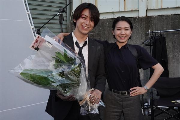 亀梨和也「姫川さんと菊田の関係がどうなるかは見てからのお楽しみ」『ストロベリーナイト・サーガ』撮了