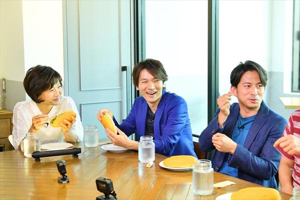 岡田准一、長野博との共演に大はしゃぎ!「博~、久しぶり!」『水野真紀の魔法のレストラン』6・19放送