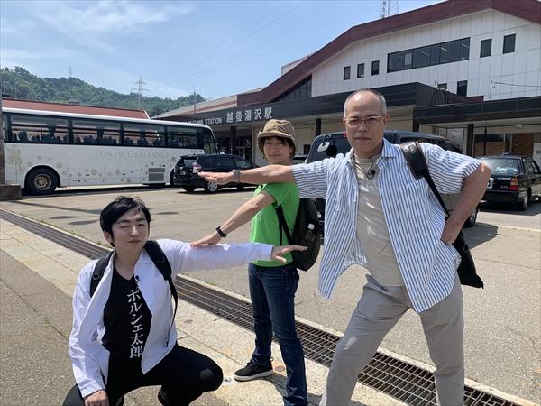 『ローカル路線バス乗り継ぎの旅Z第10弾』