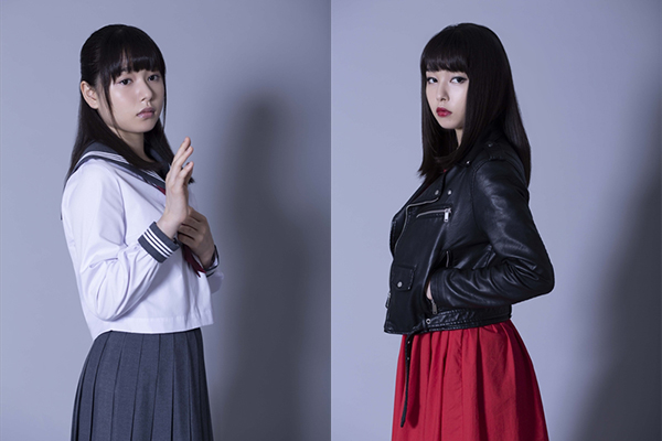 桜井日奈子が優等生と不良少女の二役に挑戦!『ヤヌスの鏡』34年ぶりに映像化