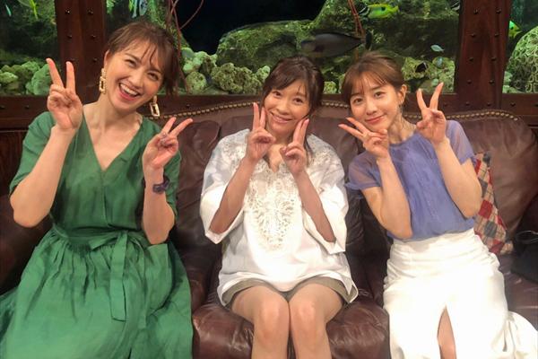 田中みな実が篠原涼子&堀本陽子のプロポーズに迫る!『グータンヌーボ²』6・25放送