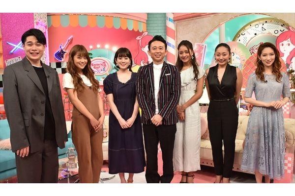 有吉弘行が恋愛バラエティMCに初挑戦!『有吉と採点したがる女たち』7・4放送