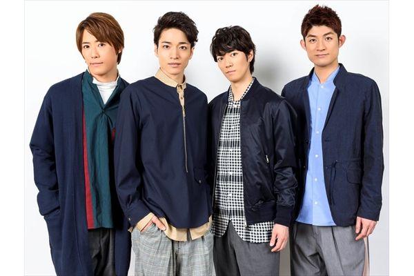 """ふぉ~ゆ~がLINE公式アカウントを開設!7・15 LINE LIVEで""""大切なお知らせ"""""""