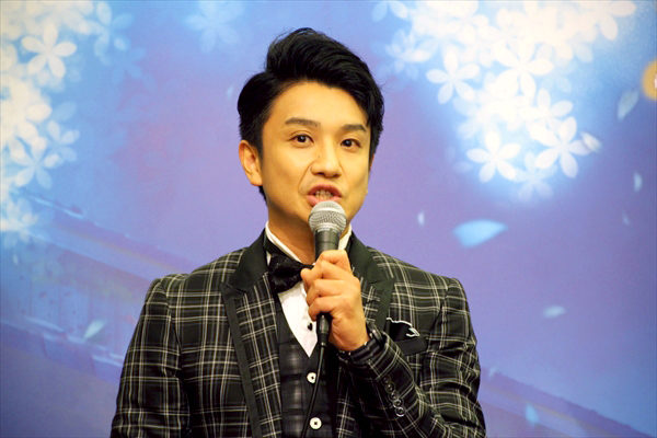 長谷川純「僕よりも喜んでくれたのが母親」舞台「京都 都大路謎の花くらべ」制作発表