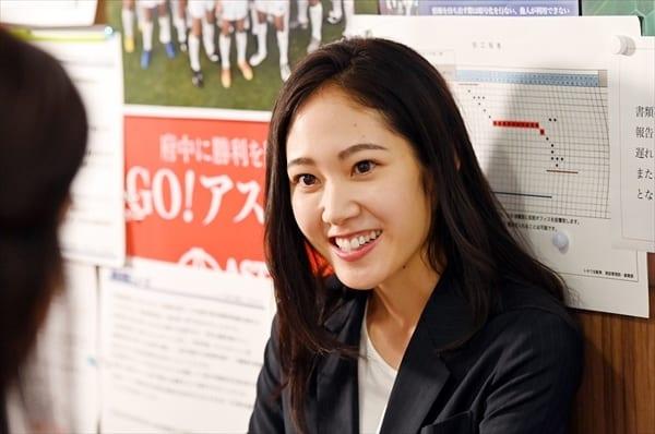 阿部純子が大泉洋主演『ノーサイド・ゲーム』出演決定「今は胸がいっぱい」