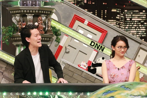 岡田結実、霜降り・粗品に興味アリ!?『全力!脱力タイムズ』6・28放送