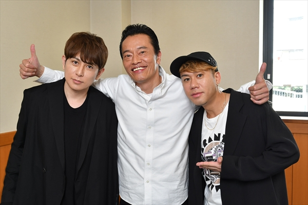 CHEMISTRYが遠藤憲一主演『それぞれの断崖』で約10年ぶりドラマ主題歌!