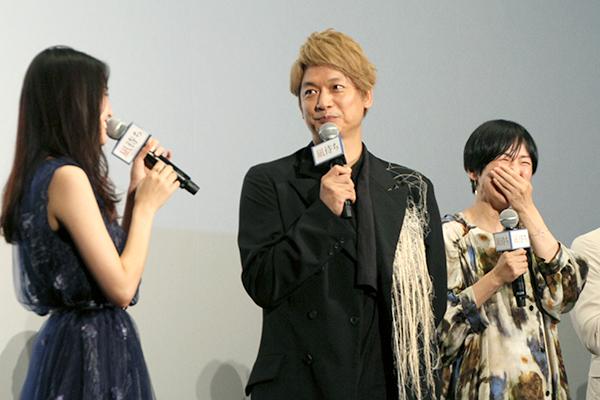 香取慎吾、オフ満喫の共演陣に嫉妬!?「僕は一人で毎日部屋で牛タン弁当を…」『凪待ち』公開