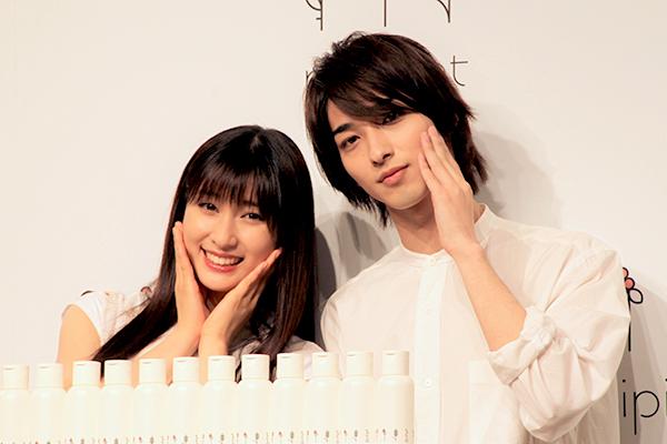 横浜流星、土屋太鳳とのカップル役に「照れちゃうような撮影も多かった」