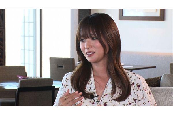 深田恭子が坂上忍に本音「毎日明日が不安」『直撃!シンソウ坂上』7・11放送