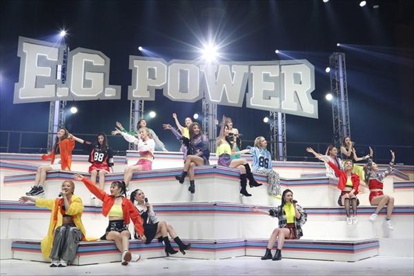 E.G.family初の全国ホールツアー『E.G.POWER 2019』ダイジェスト dTVで独占先行配信中